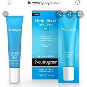 Hydro boost eye gel cream